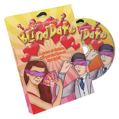 Blind Date by Stephen Leathwaite