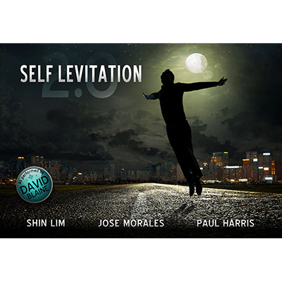 Self Levitation by Shin Lim -  Jose Morales & Paul Harris