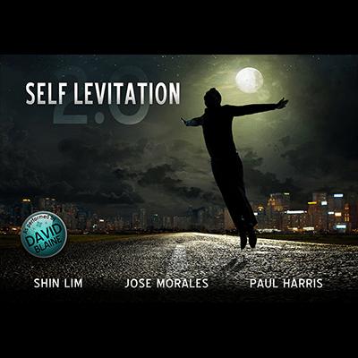 Self Levitation by Shin Lim