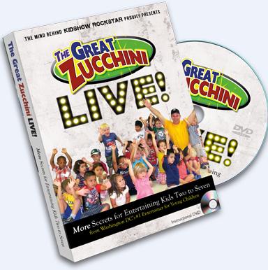 The Great Zucchini Live