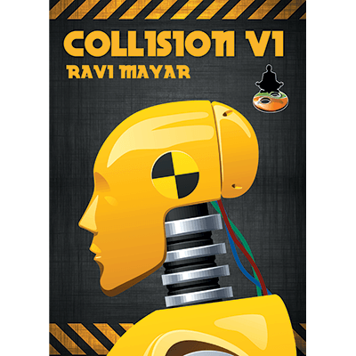 Collision V1 by Ravi Mayar