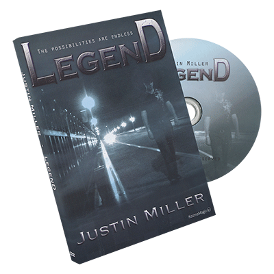 Legend by Justin Miller and Kozmomagic*