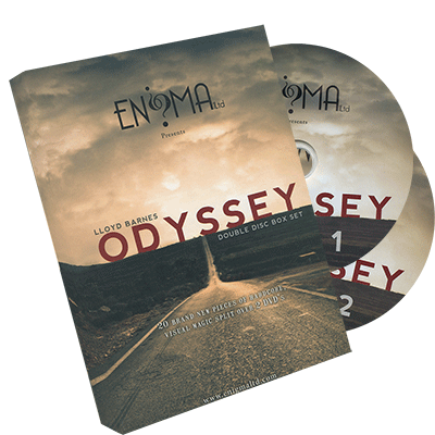 Odyssey (2 DVD set) by Lloyd Barnes and Enigma Ltd