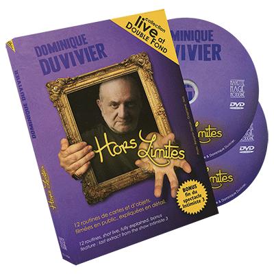 Hors Limites (2 DVD Set)  by Dominique Duvivier