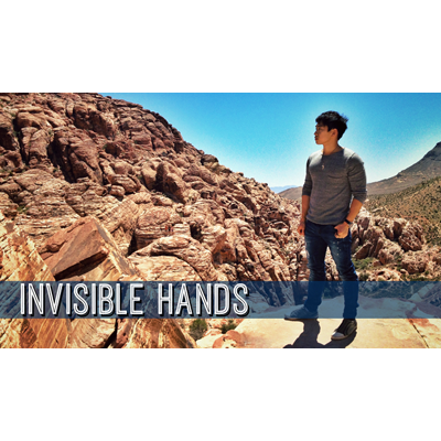Invisible Hands by Patrick Kun and The Blue Crown