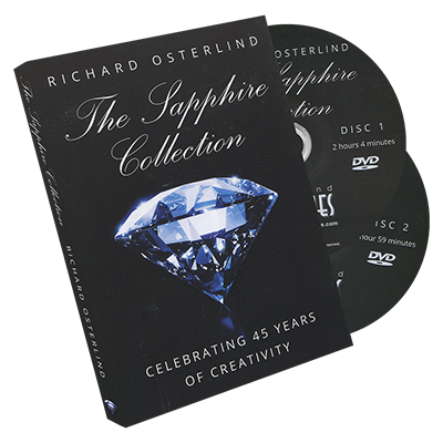 The Sapphire Collection by Richard Osterlind