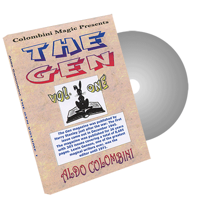 The Gen Vol.1 by Wild-Colombini Magic