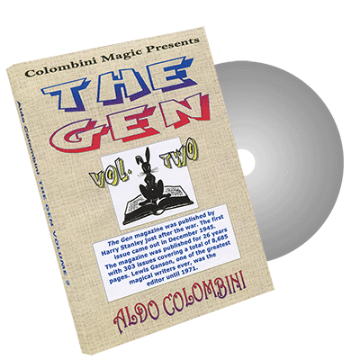 The Gen Vol.2 by Wild-Colombini Magic