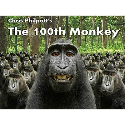 100th-Monkey-2-DVD-Set-with-Gimmicks-by-Chris-Philpott