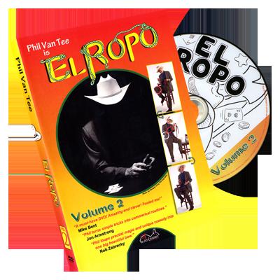 Phil Van Tee is El Ropo Volume 2