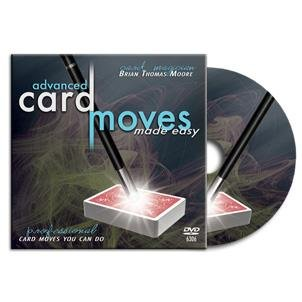 Advanced Card Moves by Brian Thomas Moore