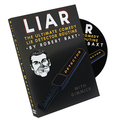 LIAR by Robert Bax