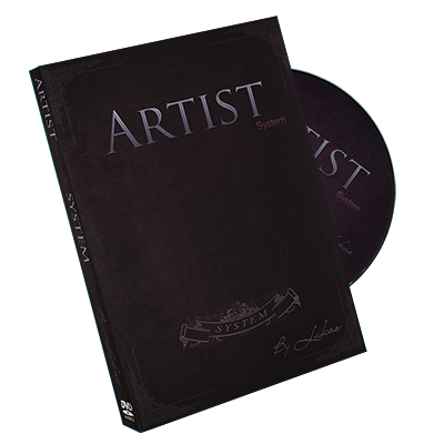 Artist-System-Vol.-1-DVD-and-Booklet-by-Lukas