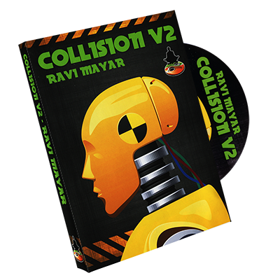 Collision V2 by Ravi Mayar and MagicTao