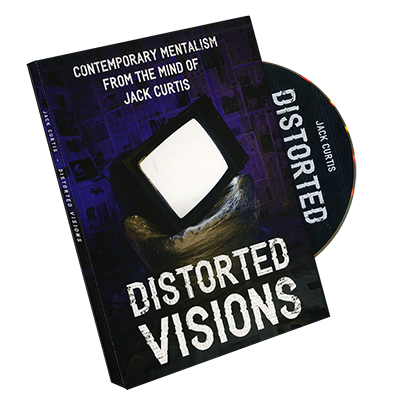 Distorted Visions by Jack Curtis