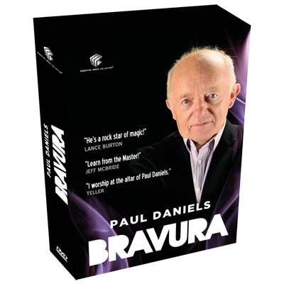 Bravura by Paul Daniels and Luis de Matos