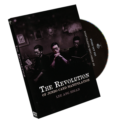The Revolution by Lee Ang Hsuan