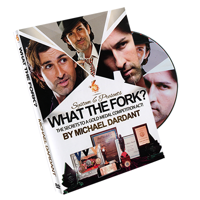 What The Fork by Michael Dardant*