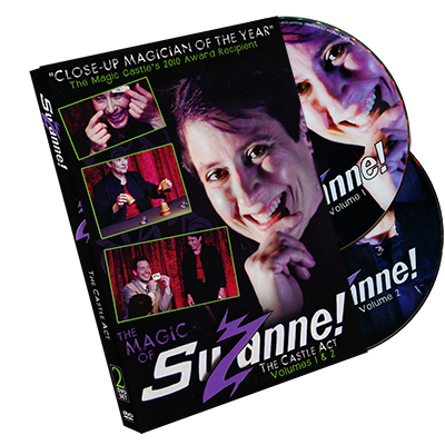 The-Magic-Of-Suzanne:-The-Castle-Act-(2-DVD-Set)