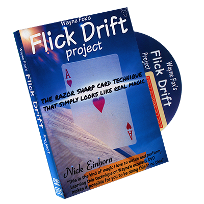 Flick Drift Project by Wayne Fox*
