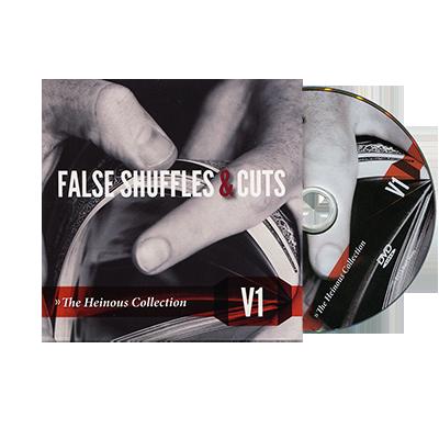 The Heinous Collection Vol.1  (False Shuffles & Cuts) by Karl Hein