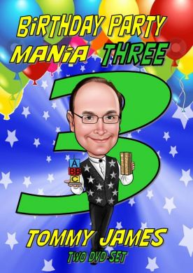 Birthday Party Mania Vol 3 by Tommy James