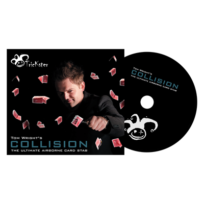 Trickster Presents Collision by Tom Wrigh