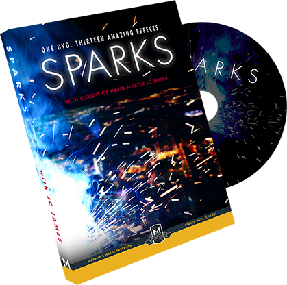 Sparks by JC James*