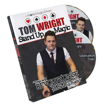 Standup Magic by Tom Wright and World Magic Shop