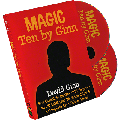 Magic TEN by David Ginn