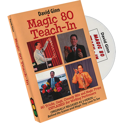 Magic 80 by David Ginn