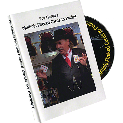 Pop Haydn`s Multiple Peeked Cards To Pocket