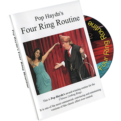 Pop Haydn`s Comedy Four Ring Routine (2014) by Pop Haydn