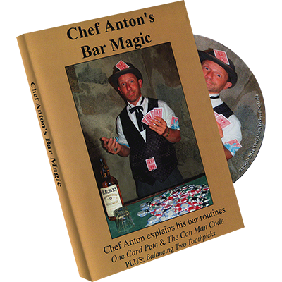 The Bar Magic of Chef Anton by Chef Anto*n
