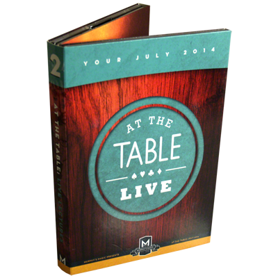 At the Table Live Lecture July 2014 (5 DVD set)*