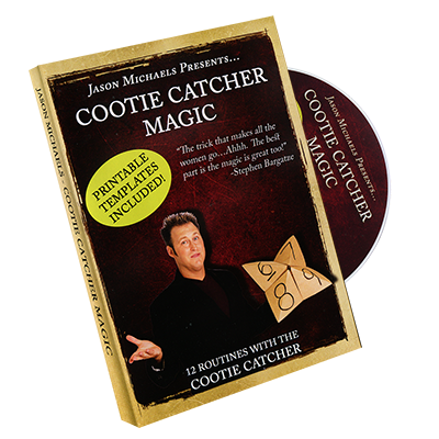 Cootie Catcher by Jason Michaels - video DOWNLOAD