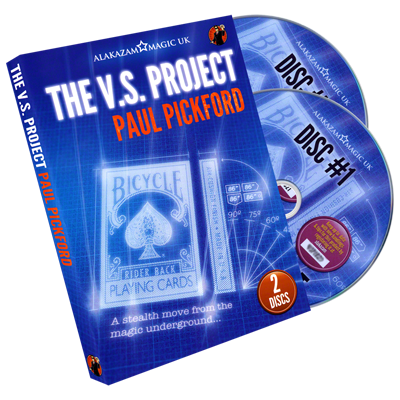 The VS Project by Paul Pickford