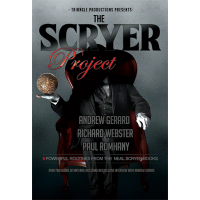 The Simply Scryer Project by Andrew Gerard -  Richard Webster and Paul Romhany