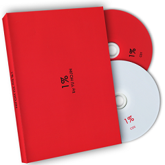 1% (One Percent) 2 DVD set by Yu Hojin*
