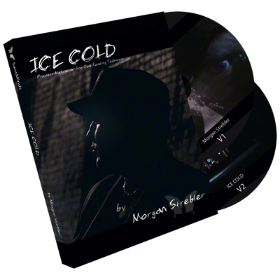 Ice Cold: Propless Mentalism Limited Edition by Morgan Strebler and SansMinds