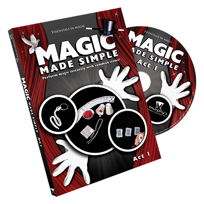 Magic Made Simple Act 1 - Daryl