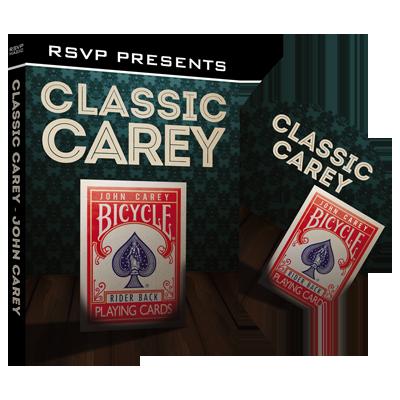 Classic Carey by John Carey and RSVP Magic