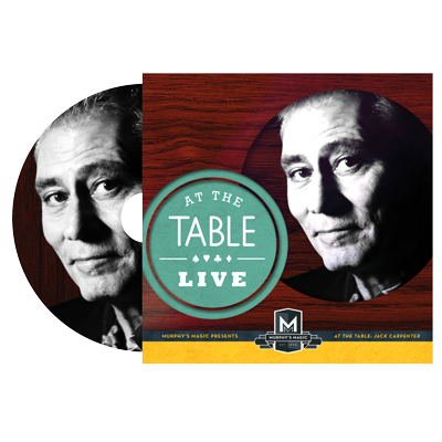 At the Table Live Lecture Jack Carpenter*