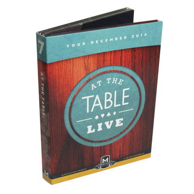 At the Table Live Lecture December 2014 (4 DVD set)