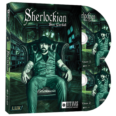 Sherlockian by Ben Cardall and Titanas Magic*