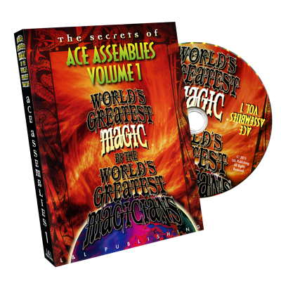 Ace Assemblies Volume 1 - World`s Greatest Magic*