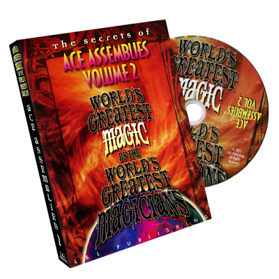 Ace Assemblies (World`s Greatest Magic) Vol. 2 by L&L Publishing*