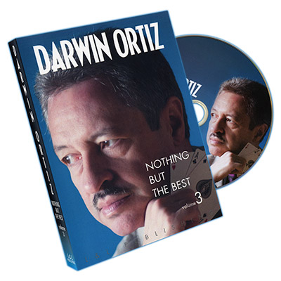 Nothing But The Best Volume 3 by Darwin Ortiz*