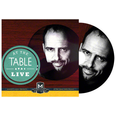 At the Table Live Lecture Greg Wilson