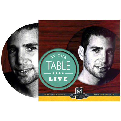At the Table Live Lecture Joshua Jay